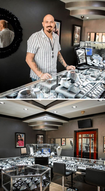 goldni diamond shop